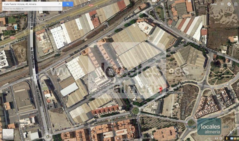 NAVE en Almeria